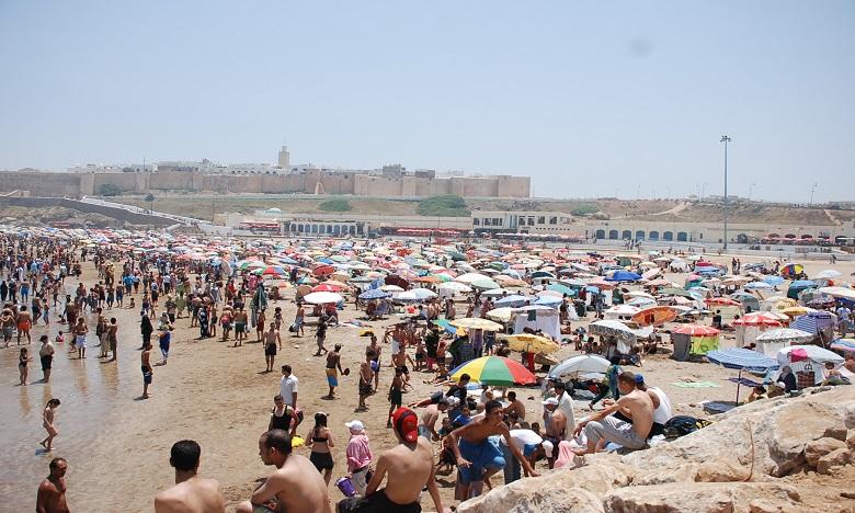 53 personnes mortes par noyade depuis le 1er mai, 8.099 secourues et 7 disparues