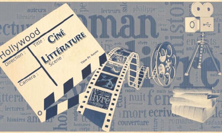 La première édition  du Festival international Cinéma & Littérature