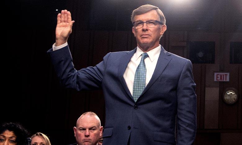 Trump désigne un nouveau chef intérimaire des services de renseignement