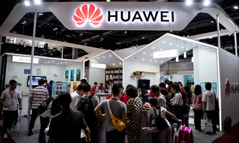 Ce sursis a pour but de donner aux consommateurs à travers toute l'Amérique le temps nécessaire de trouver des fournisseurs autres que Huawei. Ph : AFP