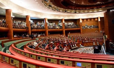 Chambre des conseillers : Clôture vendredi de la deuxième session de l'année législative 2018-2019