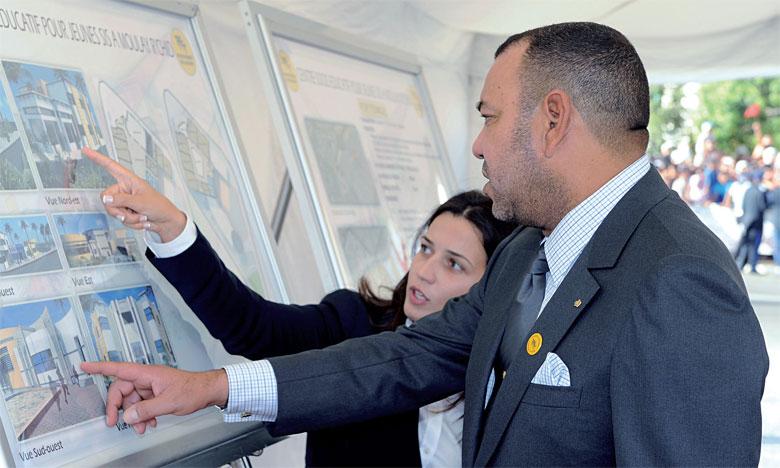 Un premier pas vers la mise en œuvre d'une politique  intégrée dédiée aux jeunes