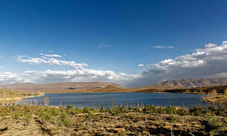 La DMN prévoit pour la journée de ce mardi, quelques nuages cumuliformes sur les reliefs du Moyen Atlas et le Sud de l'Oriental. Ph : DR