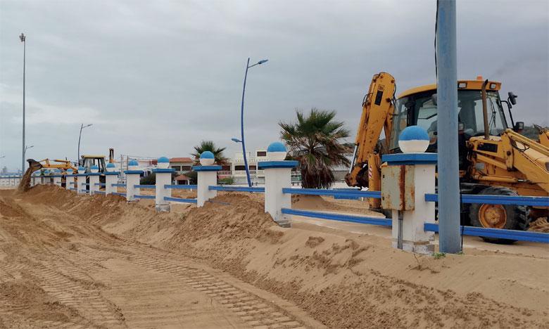 Inauguration de projets routiers et d'alimentation en eau potable