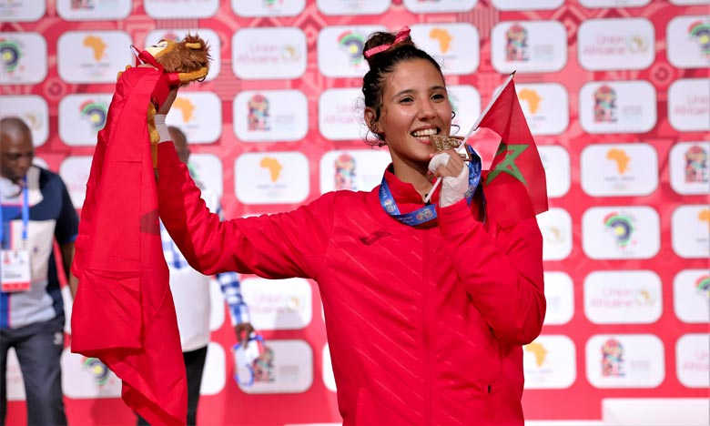 JAR 2019- Taekwondo : Sahib décroche la médaille d'or