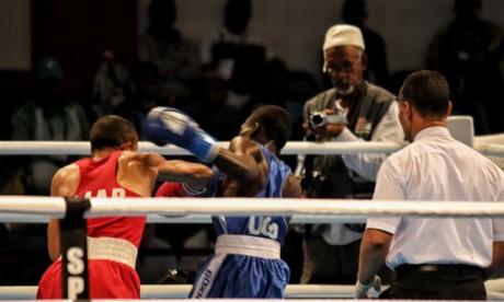 Le Maroc recule encore d'un grade, le Nigeria amasse  16 médailles d'or jeudi