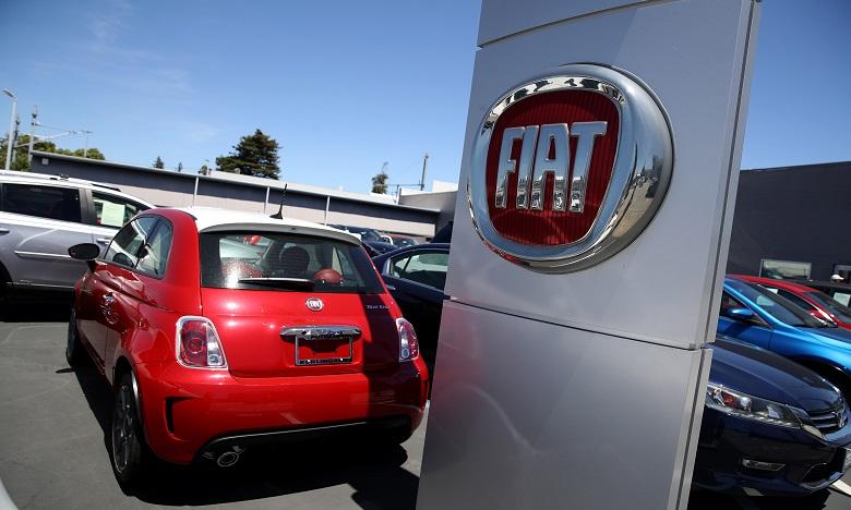 Fiat toujours prêt à discuter avec Renault deux mois après la fusion avortée