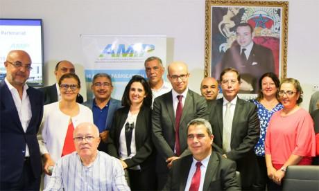 L'UM6SS et l'AMIP renforcent  leur partenariat