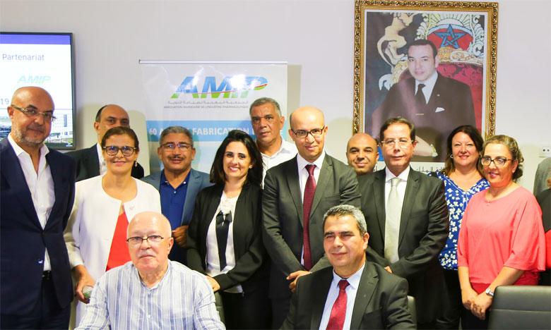 Le Matin - L'UM6SS et l'AMIP renforcent  leur partenariat