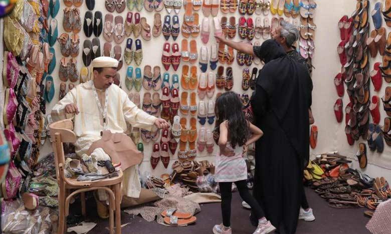 La culture marocaine représentée à Souk Okad