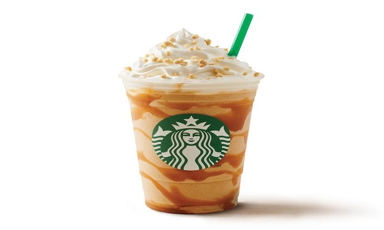 Starbucks lance de nouveaux produits pour une durée limitée