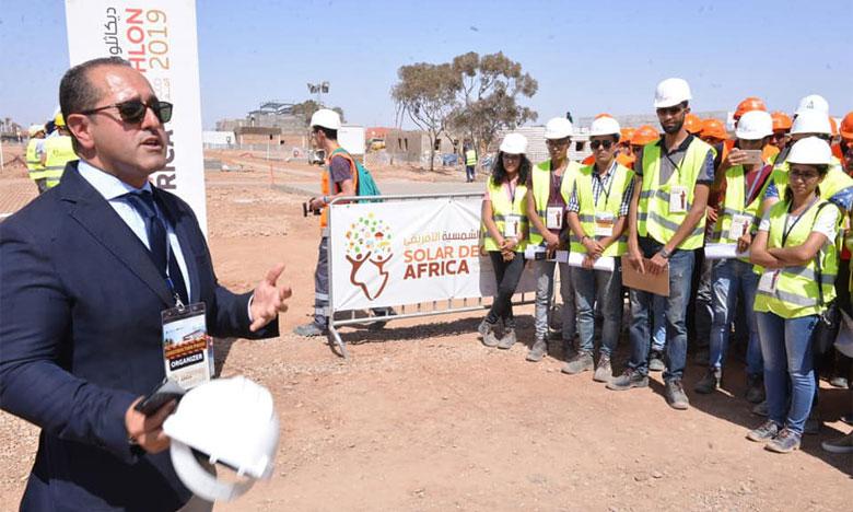 Plus de 300 étudiants prennent part au «Solar Decathlon Africa»