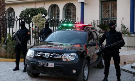 Immigration illégale et trafic de drogues : 13 suspects arrêtés à Nador et Oujda