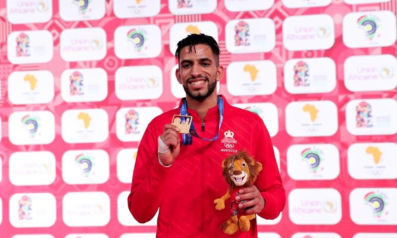 Tournoi de taekwondo: Le Marocain Omar Lekehal décroche la médaille d'or