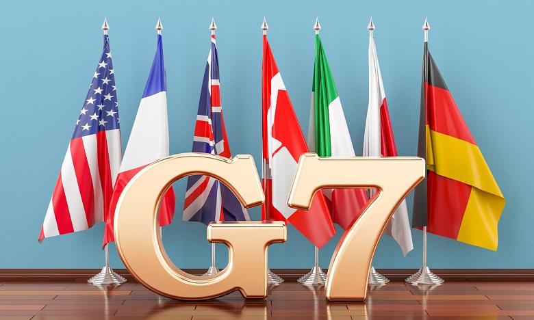 Le G7 regroupe le Canada, la France, les Etats-Unis, l'Italie, l'Allemagne, le Japon et le Royaume-Uni. Ph. SHUTTERSTOCK