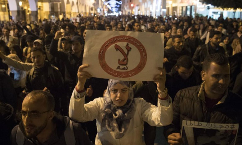 Les enseignants contractuels et les infirmiers du secteur public annoncent un nouveau mouvement de protestation