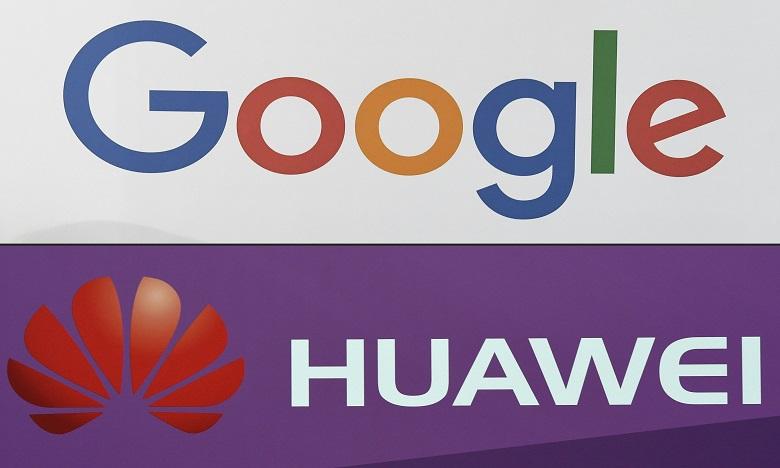 Les applications Google ne seront pas sur le prochain smartphone Huawei