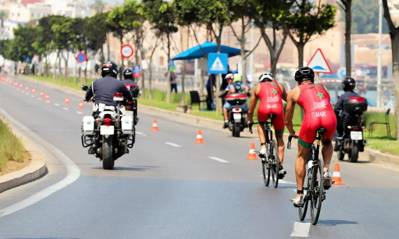 Jeux africains : le Maroc grimpe au classement général