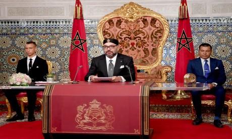 Révolution du Roi et du Peuple : le discours royal sera diffusé demain à 21h