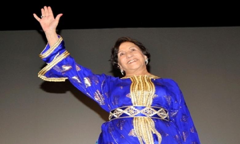 Décès de l'actrice Amina Rachid à l'âge de 83 ans