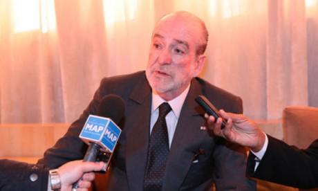 Jean-Paul Carteron :  S.M. le Roi offre au Maroc un nouveau «deal social et politique véritablement révolutionnaire»
