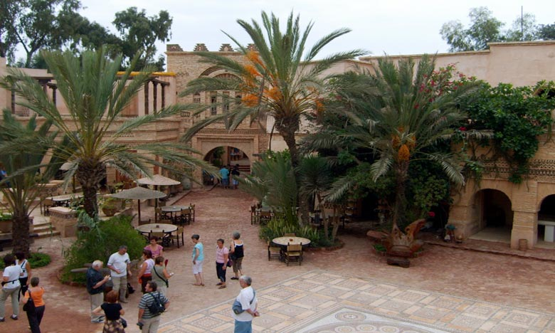 Selon les données du Conseil régional du tourisme d'Agadir Souss-Massa, les touristes français arrivent en tête de la clientèle de la station balnéaire avec un total de 84.383 nuitées touristiques. Ph : DR