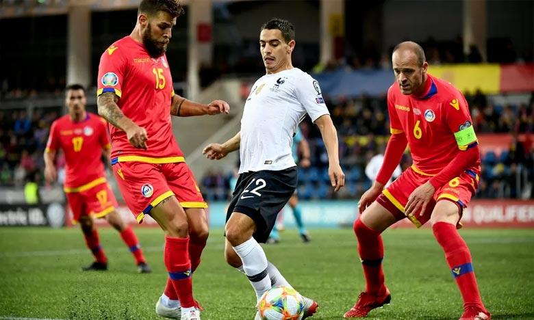 «Je viens avec l'intention de prouver, comme toujours, mes qualités et avec l'envie de franchir un nouveau palier», a souligné Wissam Ben Yedder, attaquant français du Séville FC. Ph :  AFP