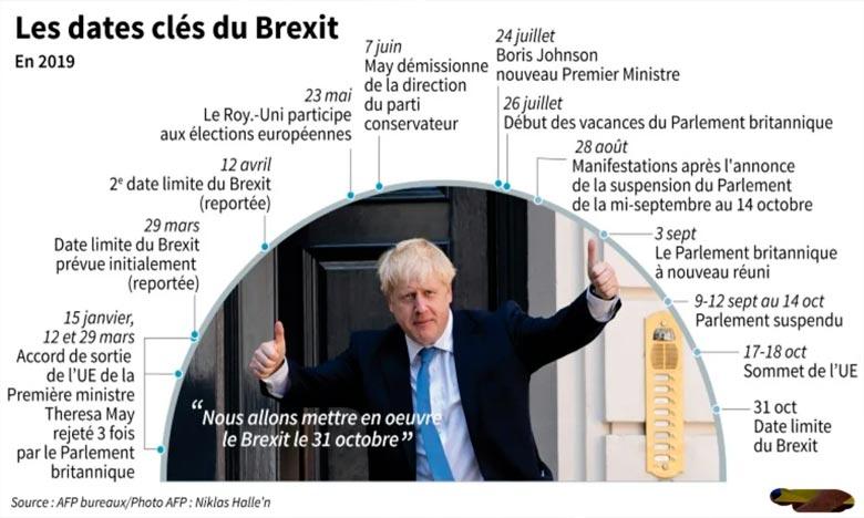 Brexit : L'UE veut accélérer les négociations en septembre