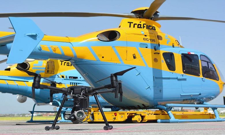 Espagne: des drones pour sanctionner les conducteurs contrevenants