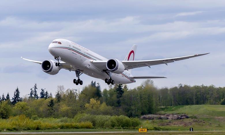 Les 171 passagers du vol ont été évacués dans de bonnes conditions et sans incident. Ph. DR