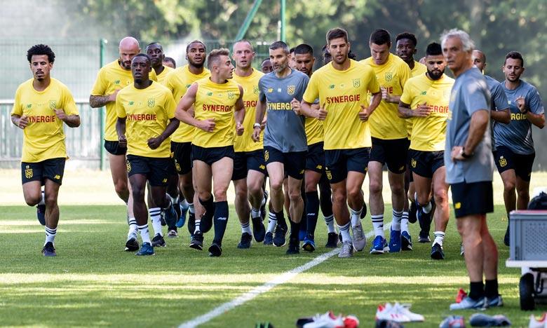 Vahid Halilhodzic quitte le FC Nantes