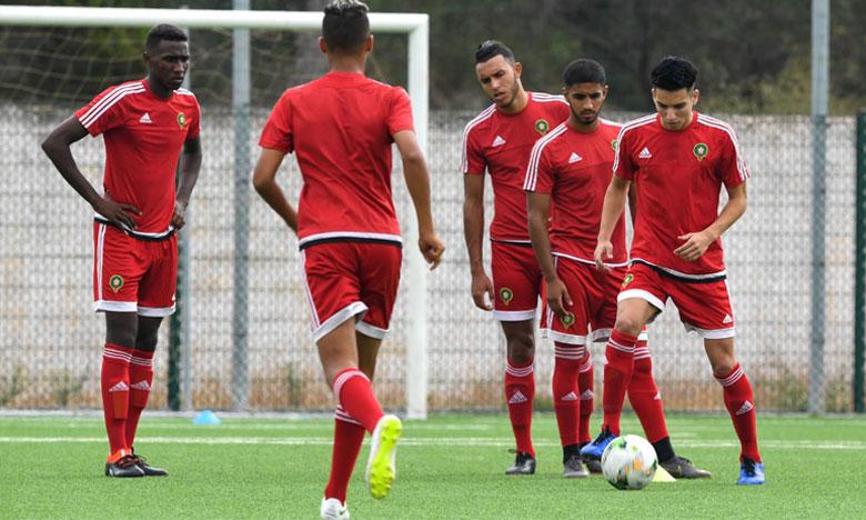 Le Maroc ouvre le bal avec un duel face aux Bafana Bafana