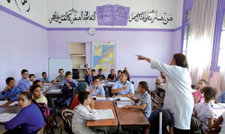 La loi-cadre relative au système de l'éducation nationale entre en vigueur