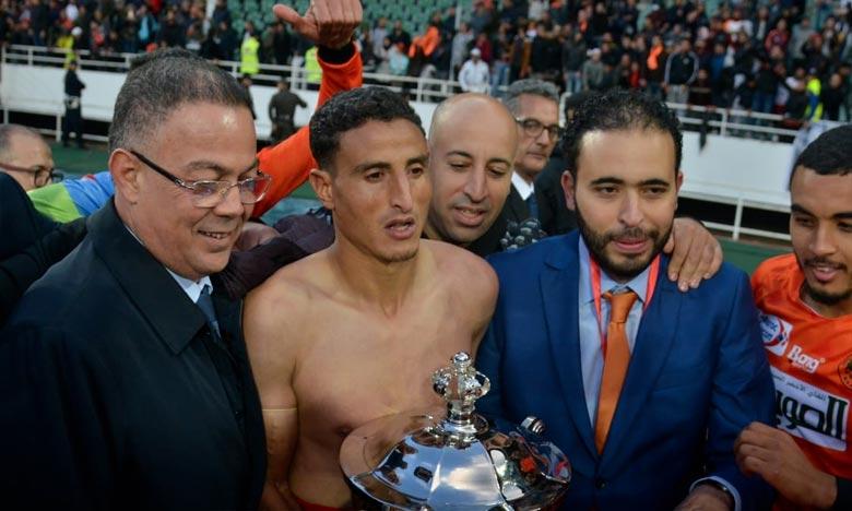 Le 1er vice-président du club Hakim Ben Abdellah a été désigné pour succéder à Fouzi Lekjaa. Ph. DR