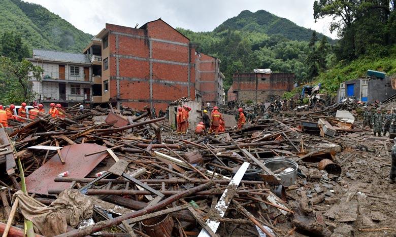 L'ONU prête à aider la Chine après le passage du typhon