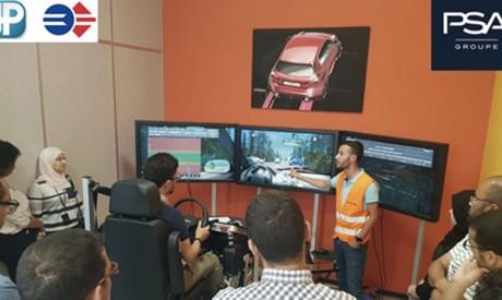 Le Groupe PSA engagé pour  la maîtrise du risque routier