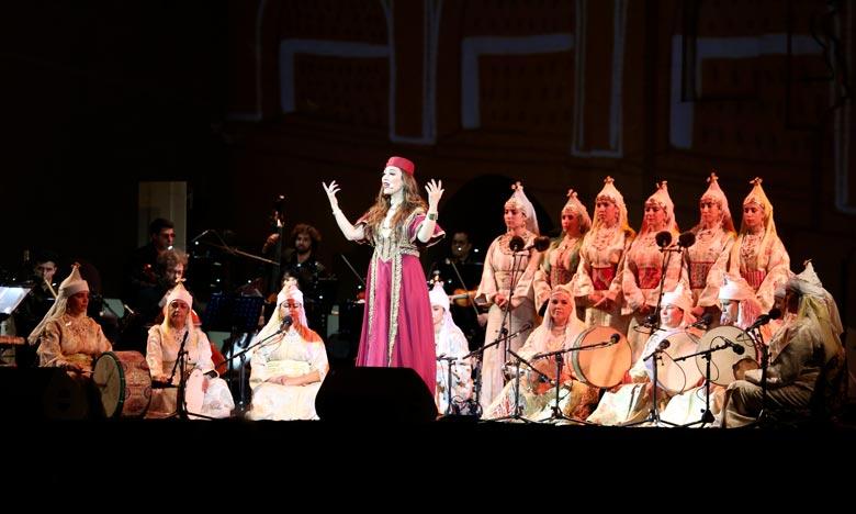 Musique spirituelle : Le Maroc invité d'honneur du Festival d'Helsinki