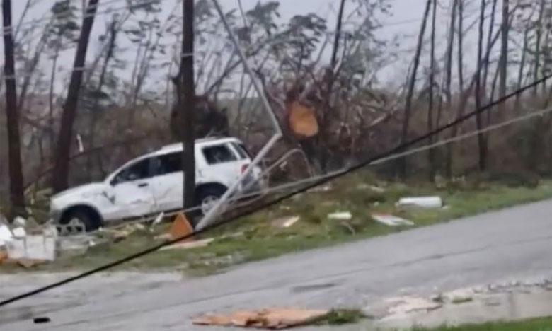 L'ouragan Dorian s'acharne sur les Bahamas,  évacuations en Floride