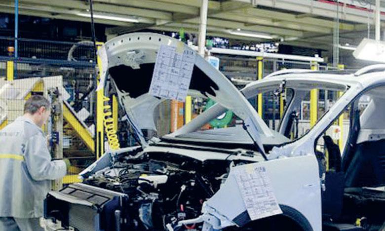 42,8% du marché national détenu  par le groupe Renault