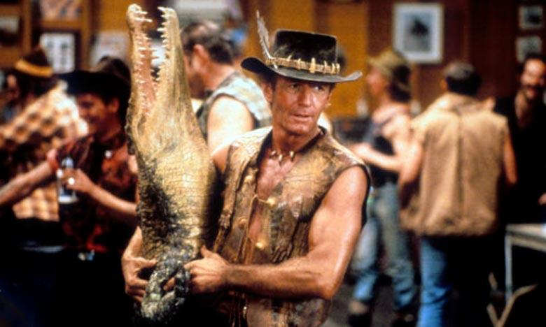 Les paysages du cinéma australien sont présents dans ces grandes productions, «Crocodile Dundee» est un film australien réalisé par Peter Faiman en 1986, mettant en scène le personnage de Michael J. «Crocodile  Dundee», incarné par Paul Hogan. Ph : DR