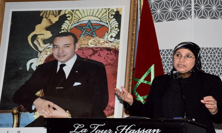 Bassima Hakkaoui dresse le bilan des réalisations en matière de promotion des droits de l'enfant