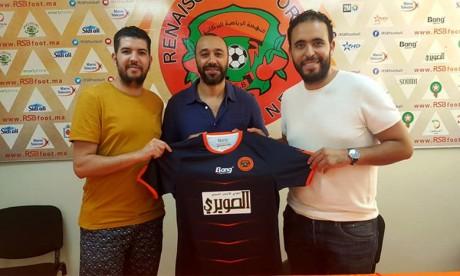Tarik Sektioui s'engage pour deux ans avec les Oranges
