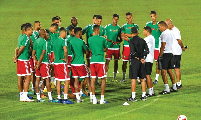 Les Lions locaux tentent de tenir  leur rang face à l'Algérie