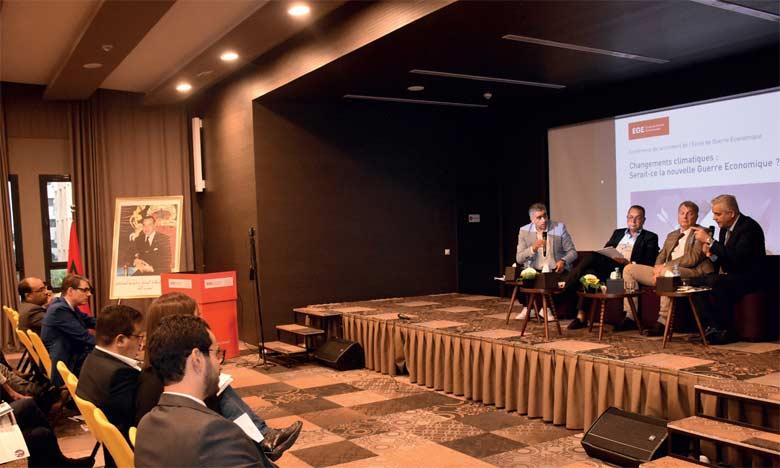 L'École de guerre économique ouvre ses portes à Rabat