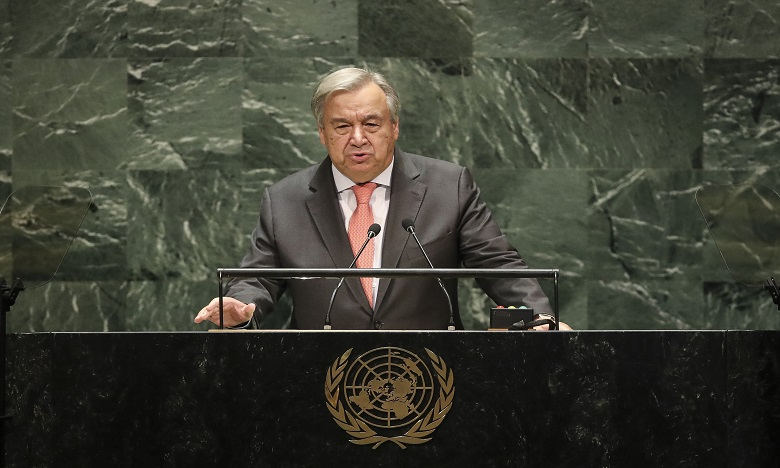 """Guterres appelle à """"poursuivre sur la lancée"""" du Pacte de Marrakech sur la migration"""