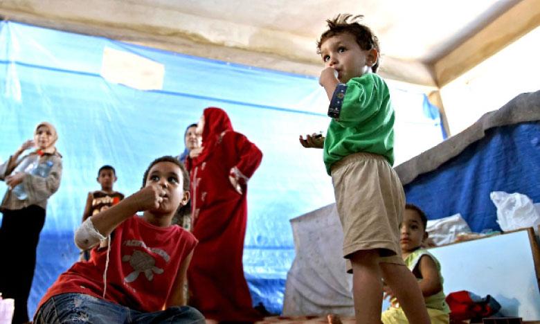 Réunion d'urgence de la Conférence des responsables chargés des affaires des réfugiés palestiniens dans les pays arabes