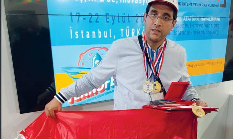 Deux médailles d'or et 7 distinctions pour le Maroc