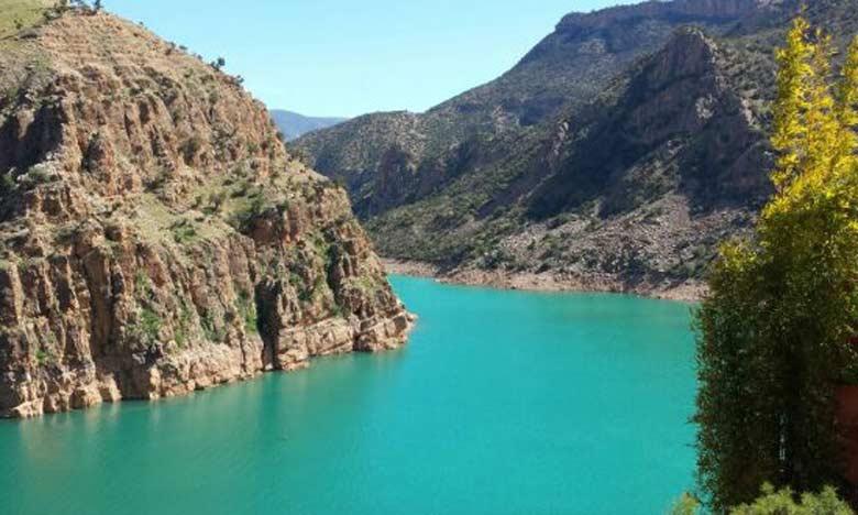 la région de Béni Mellal-Khénifra regorge de potentialités touristiques.