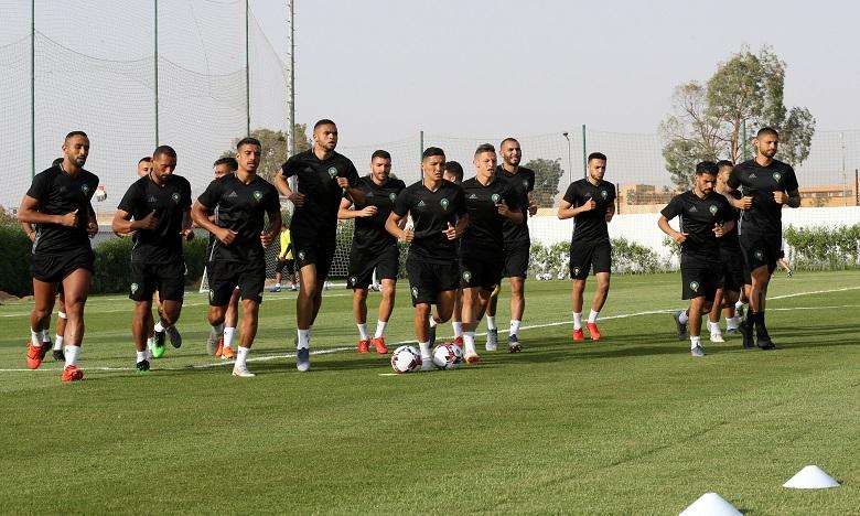 Matchs amicaux: Les Lions de l'Atlas affrontent la Libye et le Gabon à ces dates