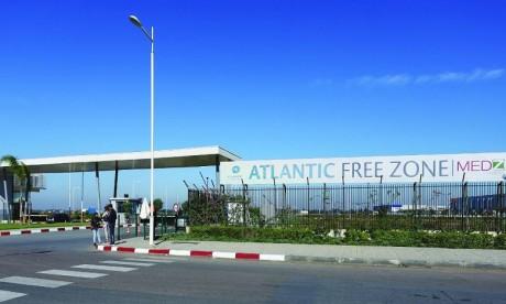 BCP s'installe à Kenitra Atlantic Free Zone
